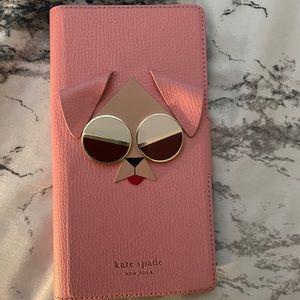 Kate Spade iPhone XR wallet case